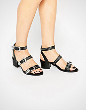 ASOS TALAS Western Sandals