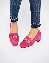 ASOS SYMBOLIC Heeled Loafers