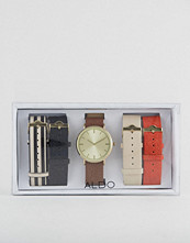 ALDO Charnas Multi Strap Watch