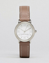Marc Jacobs Grey Leather Riley Watch MJ1472