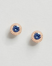 Ted Baker Plisse Crystal Ball Stud Earrings