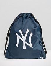 New Era NY Drawstring Backpack