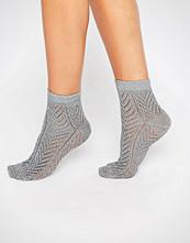 ASOS Glitter Pelerine Ankle Socks