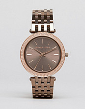 Michael Kors Brown Darci Watch MK3416
