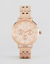 Armani Exchange Rose Gold Watch AX5374