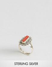 Rock 'N' Rose Rock N Rose Orelia Coral Ring