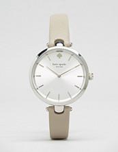 Kate Spade Grey Leather Holland Watch 1YRU0813