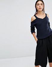 Vero Moda Cold Shoulder Knitted Jumper