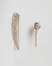 ALDO Bordwell Ear Cuff & Stud Earrings