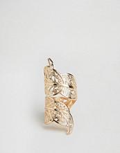 ALDO Comforte Leaf Ring