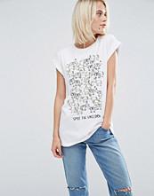 ASOS T-Shirt With Spot The Unicorn Print