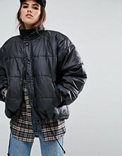 Reclaimed Vintage Padded Boxy Jacket