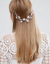 Love Rocks Flower Hair Piece