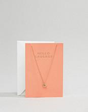 Orelia Hello Sausage Necklace