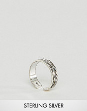 Regal Rose Sterling Silver Brea Ring