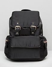 Miss Selfridge Buckle Detail Backpack