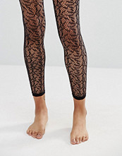 ASOS Lace Footless Tights