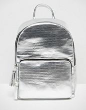 Skinnydip X Coke Metallic Backpack