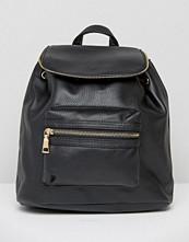 Boohoo Zip Detail Backpack