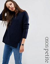 ASOS Petite Jumper in Wool Mix