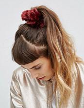 ASOS Faux Fur Hair Scrunchie
