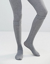 Jonathan Aston Mirage Tight With Over The Knee Sock Detail