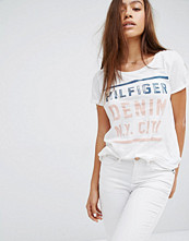 Hilfiger Denim NY City Logo T-Shirt