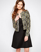 Traffic People Pepper Jacket In Jacquard
