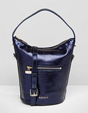 Modalu Leather Mini Hobo Bag