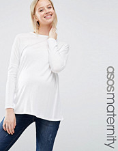 ASOS Maternity Long Sleeve T-Shirt