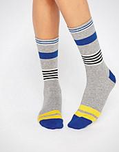 Jonathan Aston Striped Sock