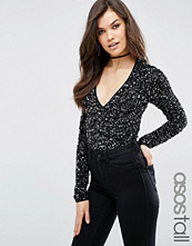 Asos Tall Body with Scattered Embellishment