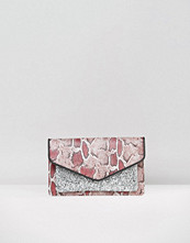 ASOS Double Pocket Envelope Clutch Bag