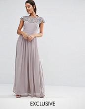TFNC Wedding Embellished Maxi Dress