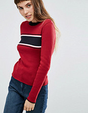 ASOS Jumper with Stripe