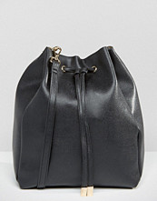 ASOS Minimal Drawstring Shoulder Bag