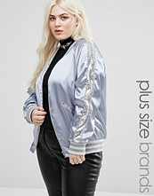Alice & You Sequin Bomber