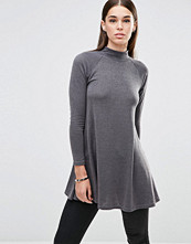 Ax Paris Turtle Neck Knitted Tunic