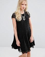 Hazel Lace Mini Dress
