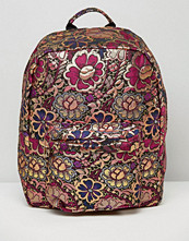 ASOS HENA Brocade Backpack