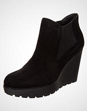 Calvin Klein SYDNEY Kilestøvletter black
