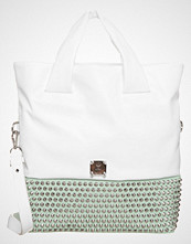 MCM MARIELE - Shopping bag - hvit