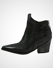 A.S.98 SOLIDO Ankelboots nero