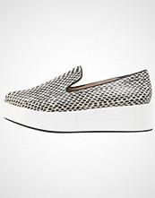 Calvin Klein REVA Slippers black/white