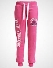Superdry Treningsbukser paradise pink marl