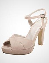 Anna Field Sandaler med høye hæler soft pink