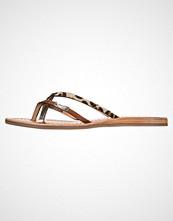 Les Tropéziennes par M Belarbi BIP Flip Flops tan