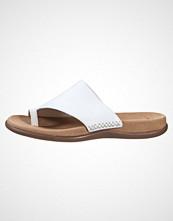 Gabor Flip Flops weiß
