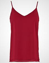 Zalando Essentials Topper dark red