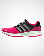 Adidas Performance RESPONSE BOOST 2 TF Løpesko med demping bold pink/core black/frozen green